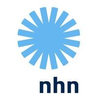 Logo ontwikkelingsbedrijf NHN