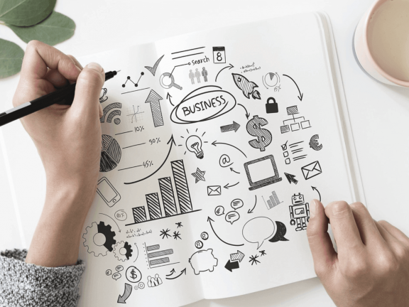 Advertising strategy: finding the right mix