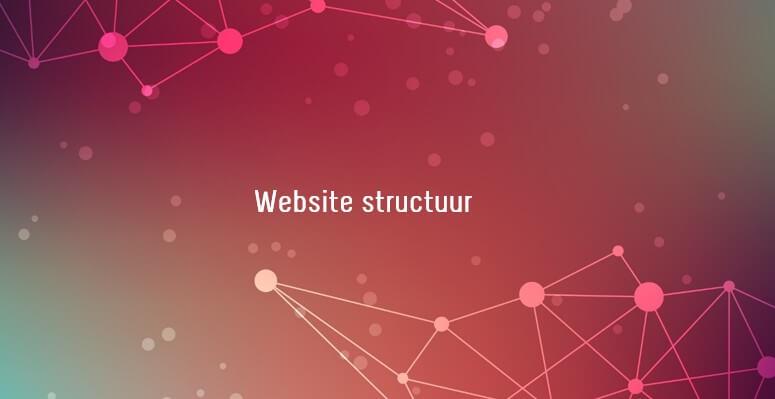 SEO website structuur Google