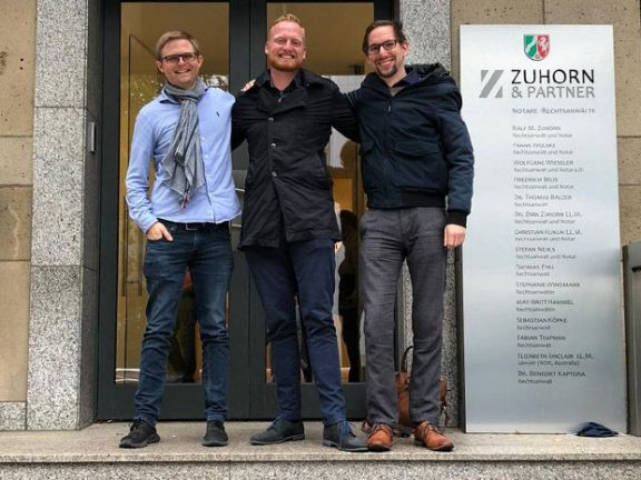 Seeders gaat internationaal met vestiging in Duitsland