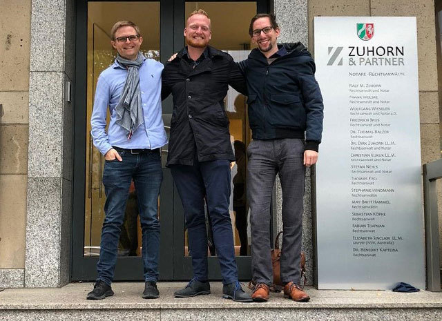 Seeders goes international with a branch in Germany