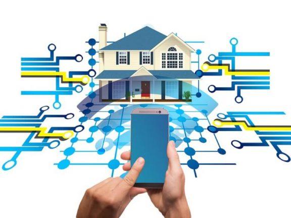 Smartphone als afstandsbediening voor je Smart home