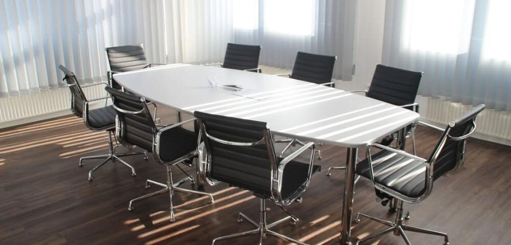 Stoelmat bureaustoel