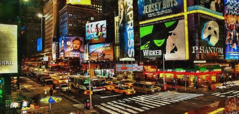 What is outdoor advertising