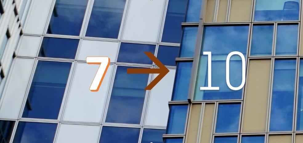 Windows 7 naar 10 licenties online