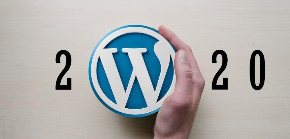 WordPress trends 2020