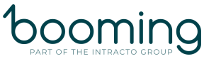 booming part of intracto logo