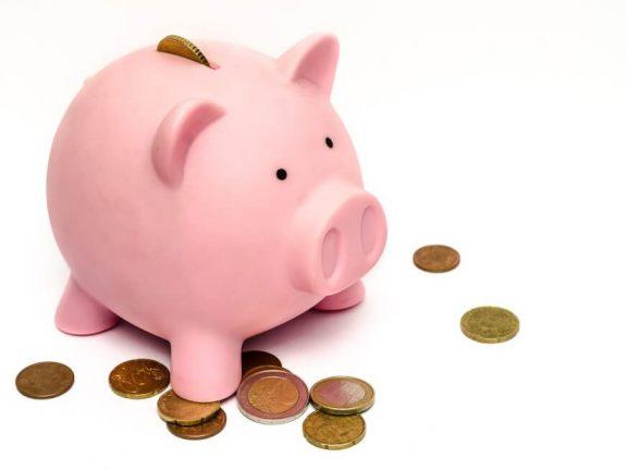 Contentmarketing - spaarvarken