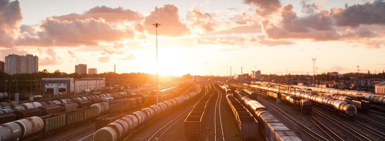 rangeerterrein spoorwegen