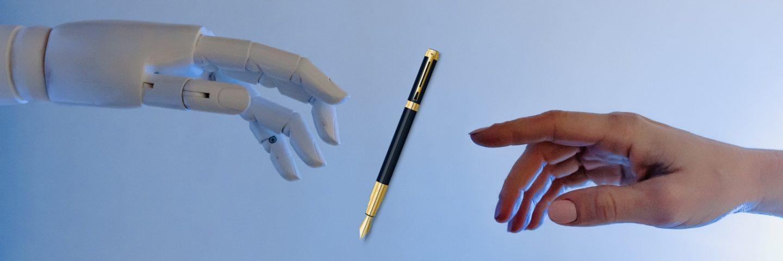 AI Writing tools - AI vs copywriters