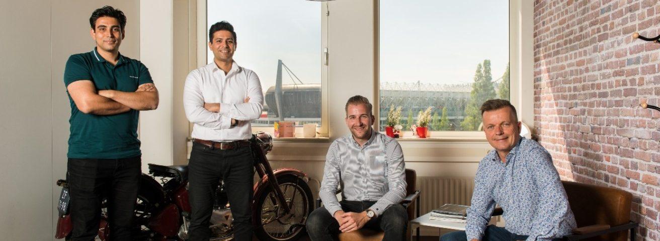 De founders van Expivi en Rabobank